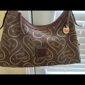Authentic Large signature bag
